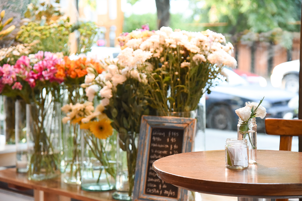 Où manger à San Martin de Los Andes ? Almacen de Flores