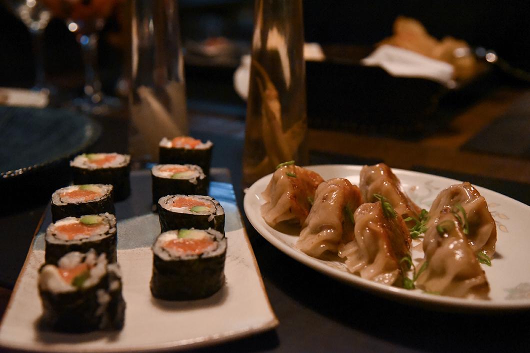 Nobuko, restaurant argentins-japonais à San Martin de Los Andes