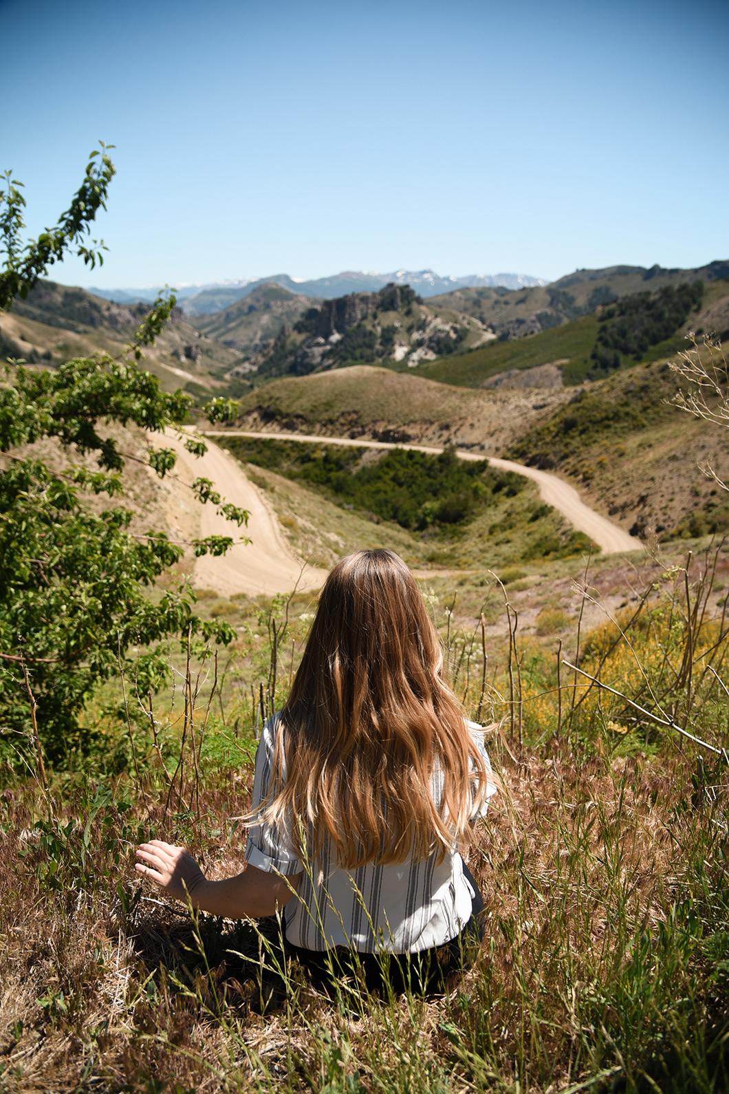 Les points de vue dans la Vallée Enchantée