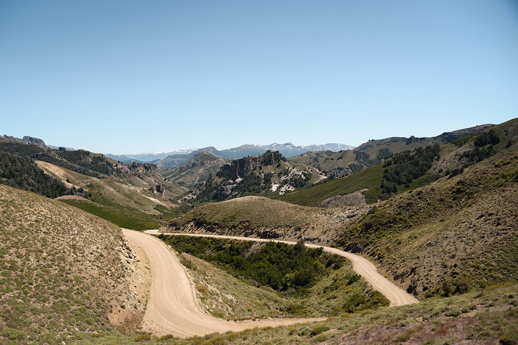 La piste 65 à Bariloche