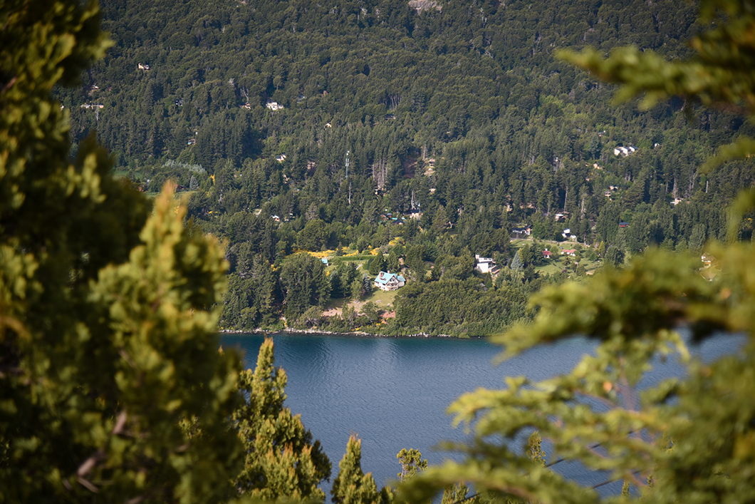 Monter au Cerro Campanario à Bariloche