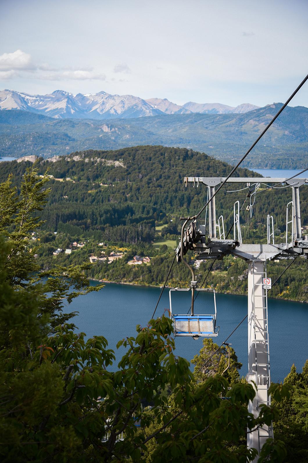 Randonnée au Cerro Campanario à Bariloche