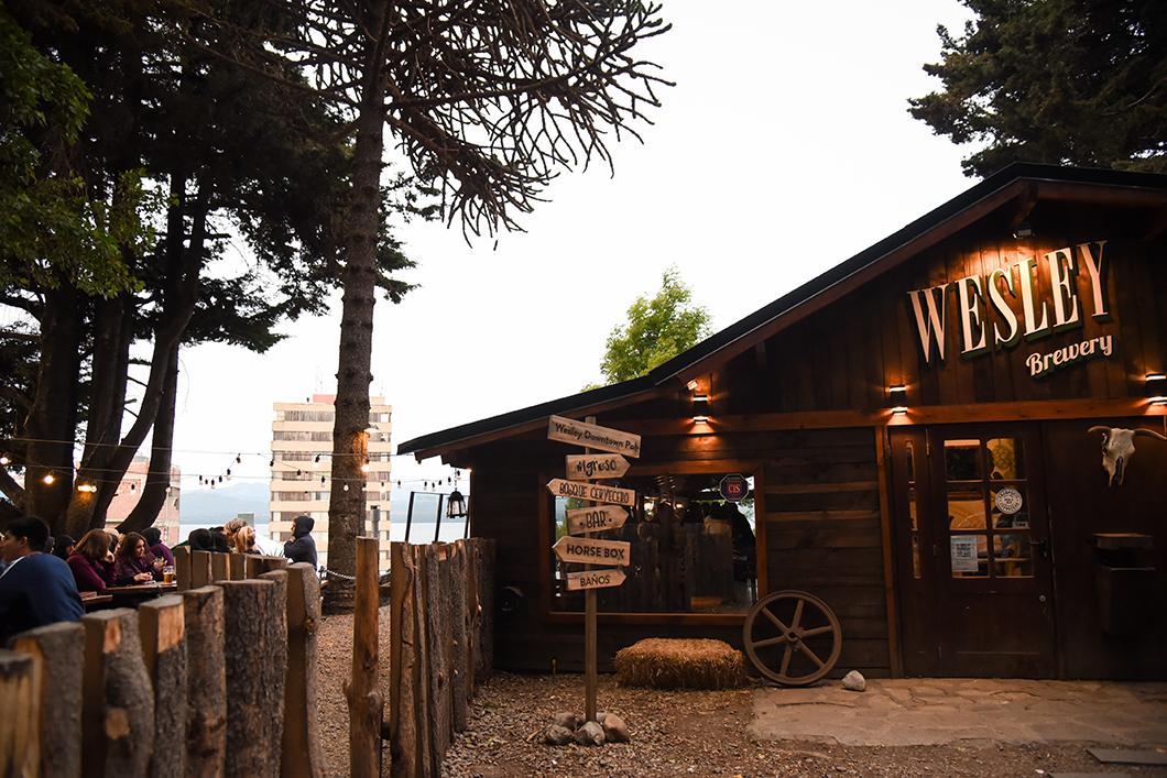 Où boire un verre à Bariloche ? Wesley Brewery