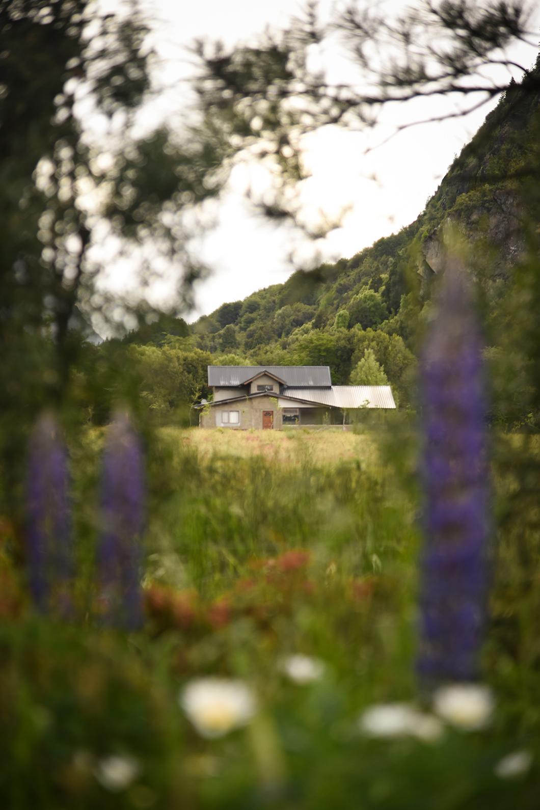 Randonnée au Circuit Chico à Bariloche