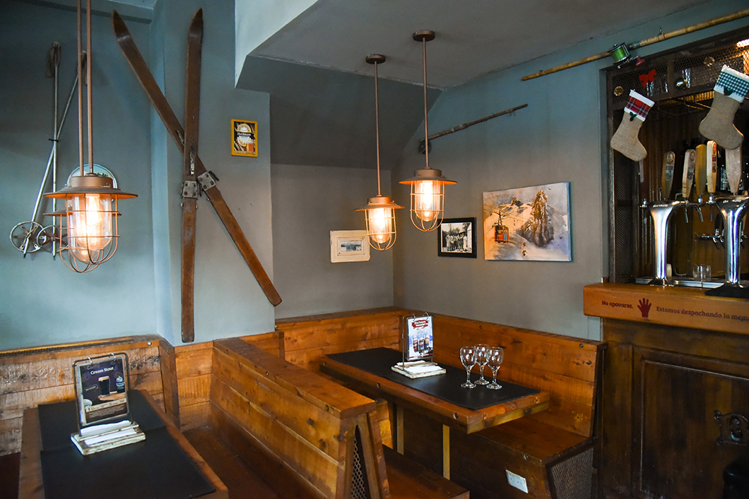Où manger à Bariloche? Cerveceria Bachmann