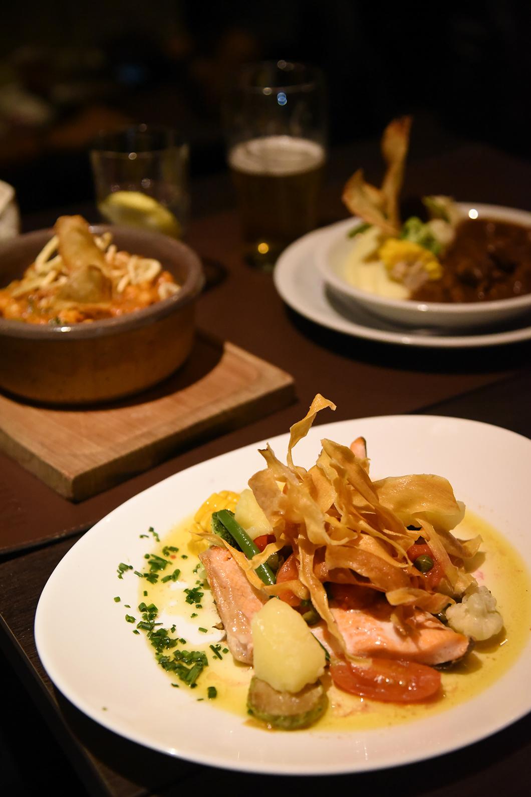 Où manger à Bariloche ? restaurant Manush