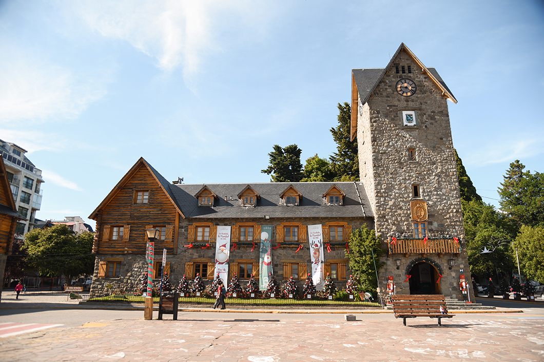 Visite de la ville de San Carlos de Bariloche