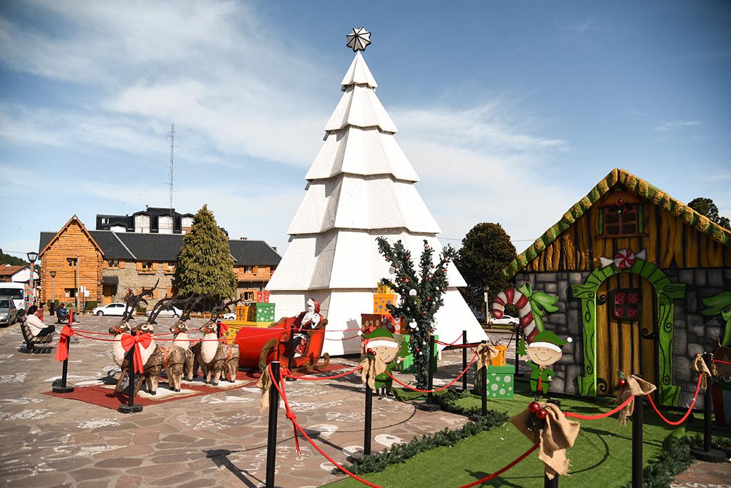 Visite de la ville de Bariloche