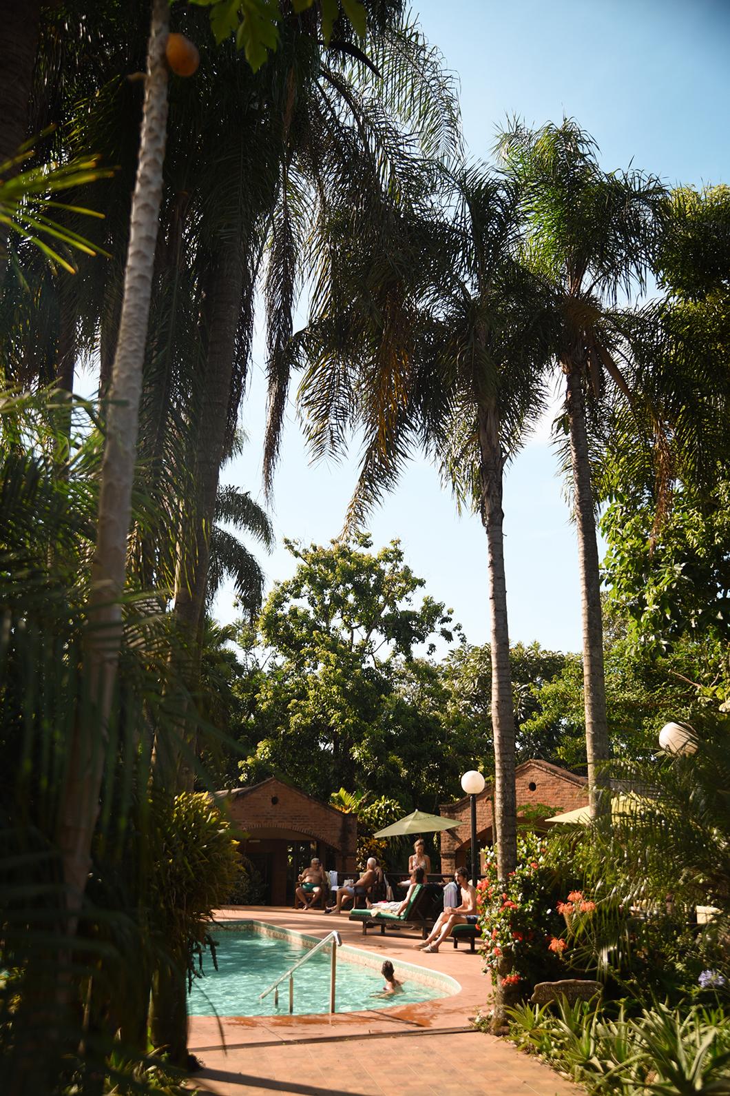 Où loger à Iguazu ? Hôtel Orquídeas Palace