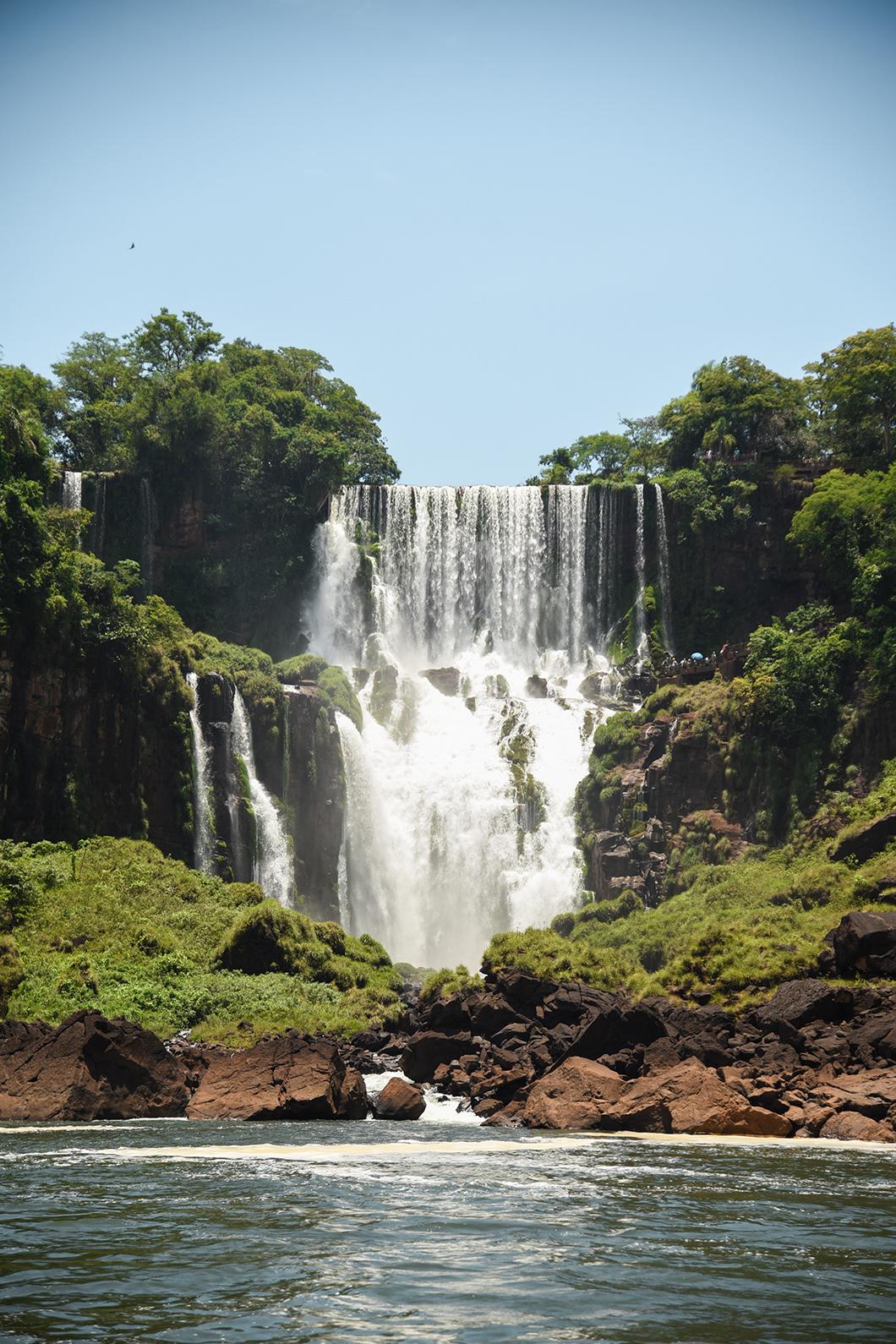 Les meilleurs spots aux chutes d'Iguazu en Argentine