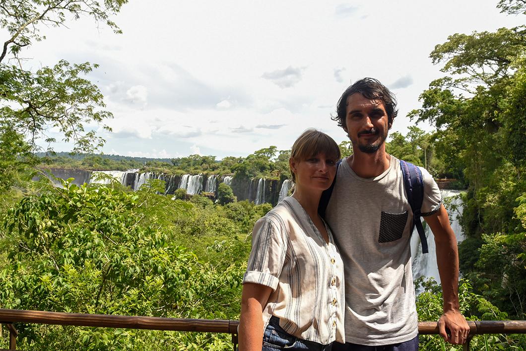 Découvrir les chutes d'Iguazu en Argentine