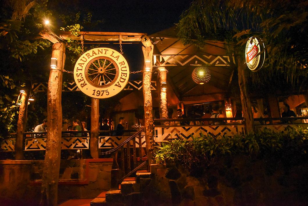 Où manger à Iguazu ? Restaurant la Rueda