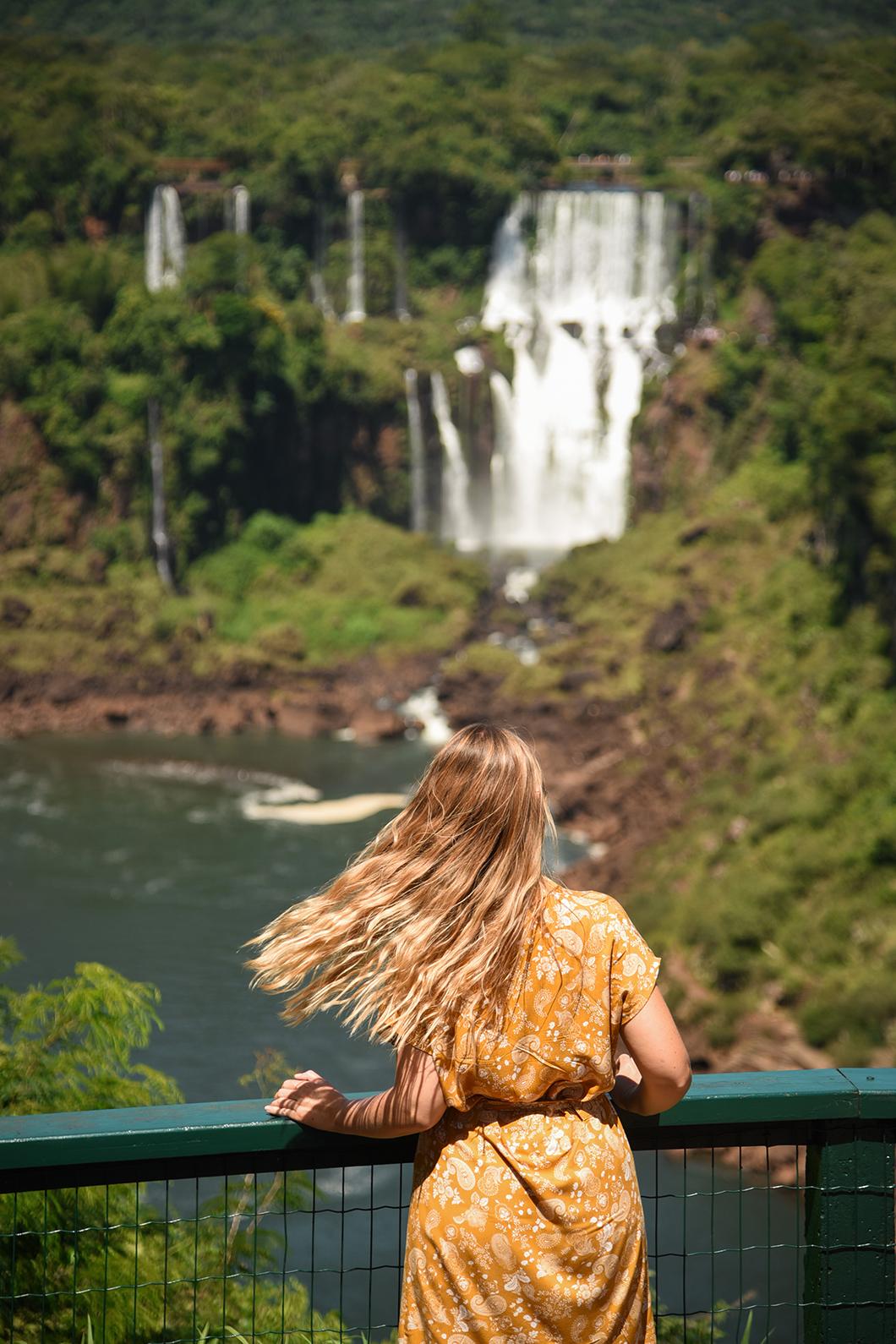 Parc national d'Iguazu côté Brésil