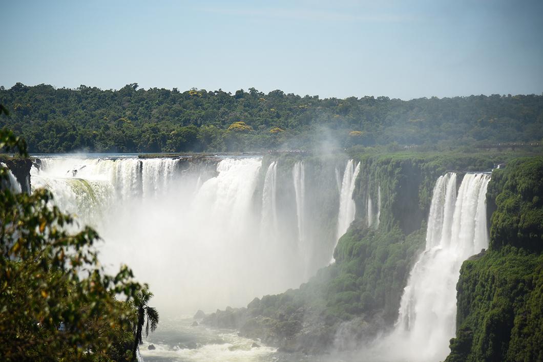Que faire dans le parc national d'Iguazu au Brésil ?