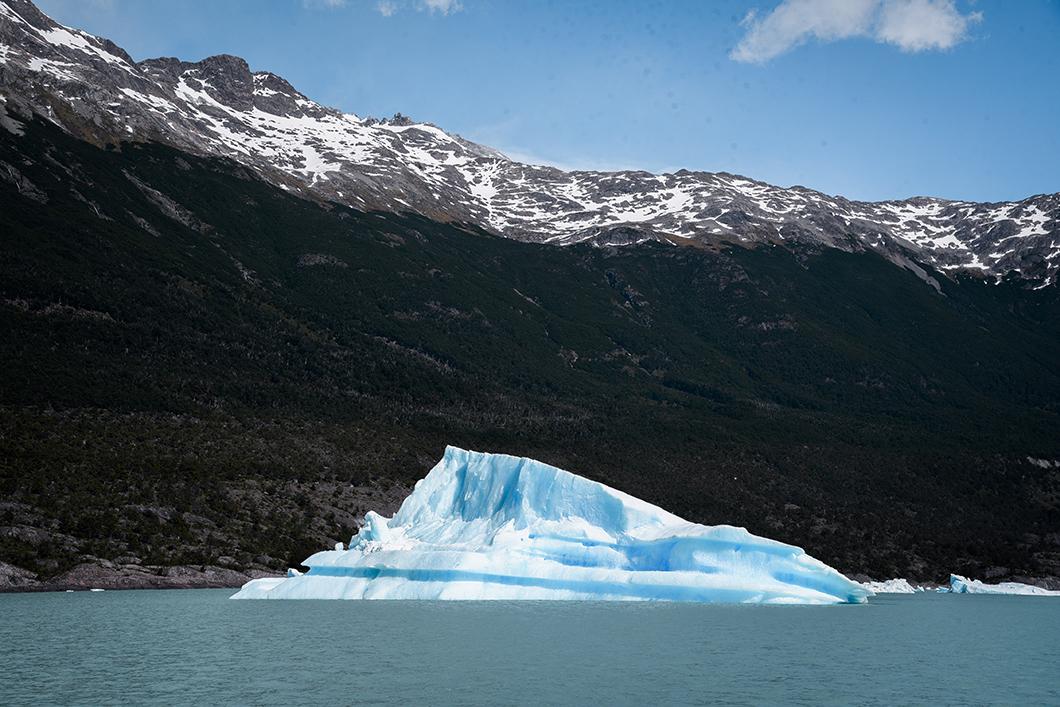 Découvrir les glaciers de Patagonie