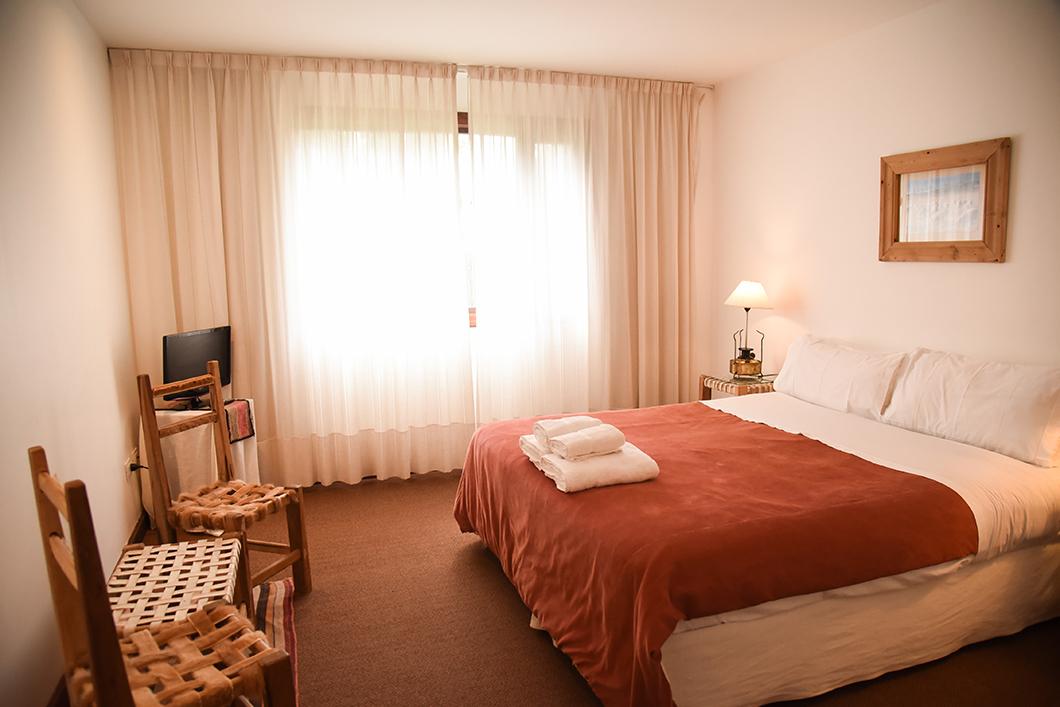 Dormir à la Cauquenes de Nimez, notre logement à El Calafate en Patagonie
