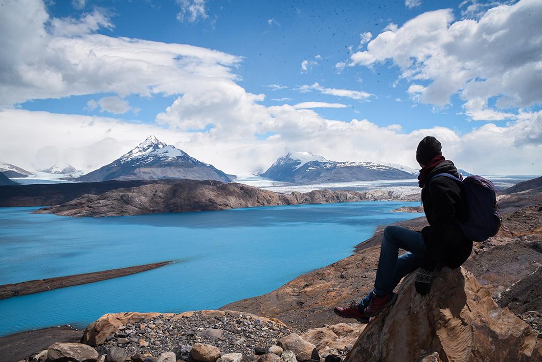 Découvrir l'Estancia Christina au glacier Upsala