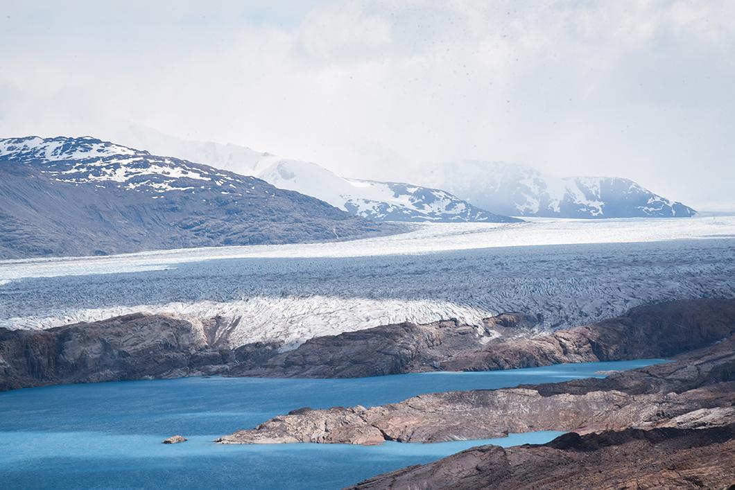Excursion au glacier Upsala