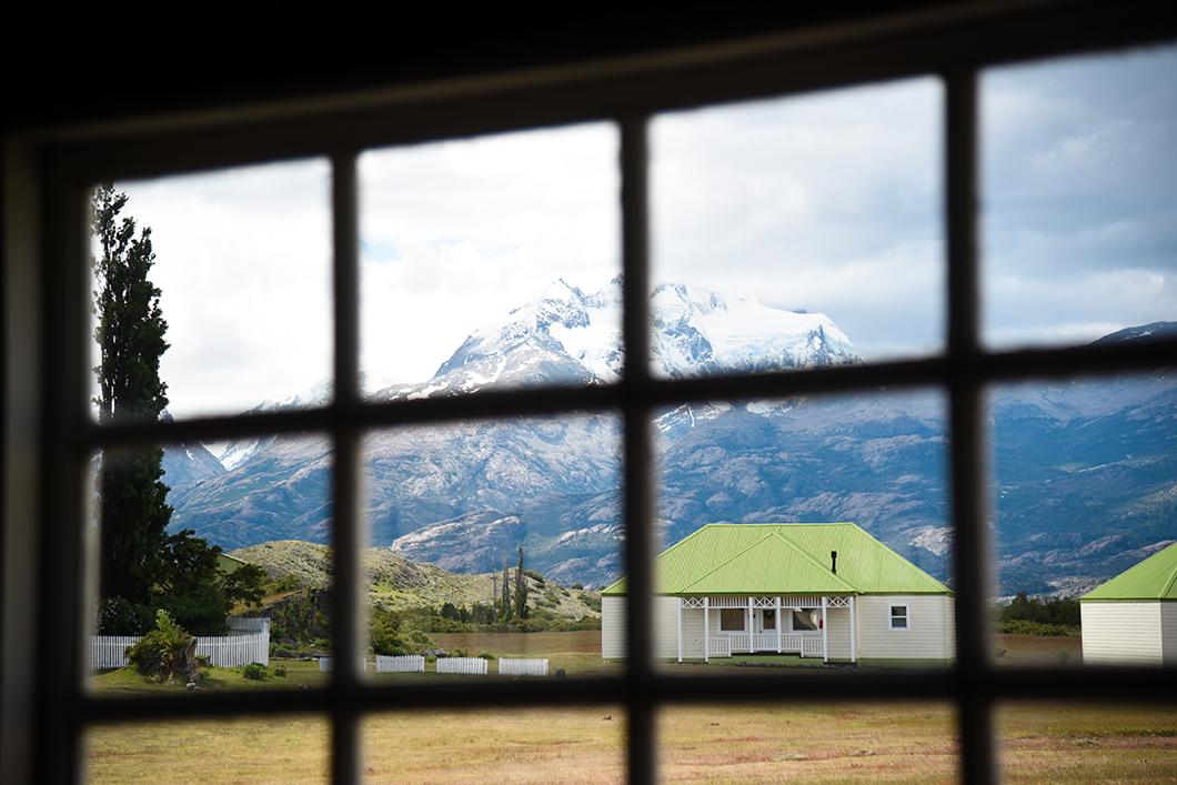 Visite de l'Estancia Cristina en Patagonie Argentine
