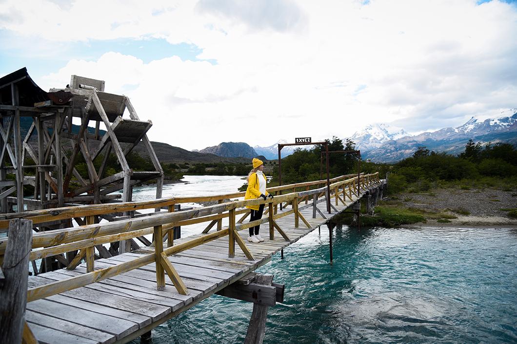 Passer une journée à L'estancia Cristina en Patagonie