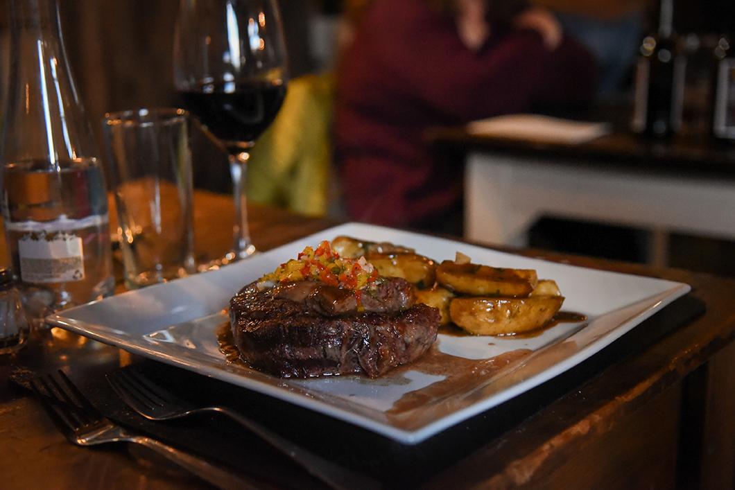 Zaina, Top des meilleurs restaurants à El Calafate