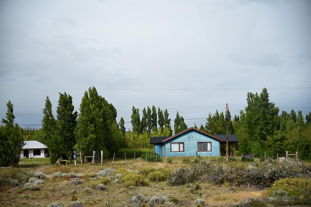 El Calafate en Patagonie Argentine