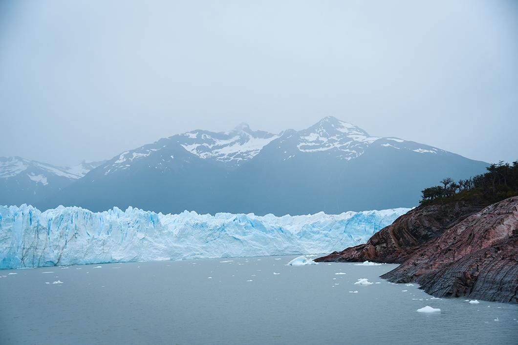 Glacier le Perito Moreno
