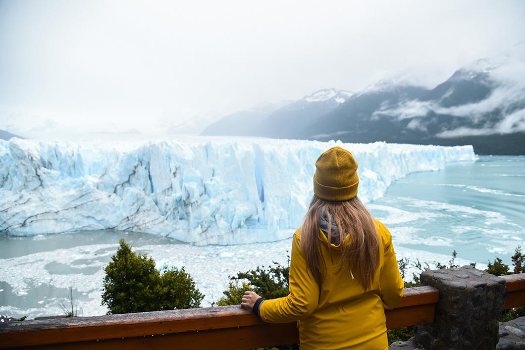 Points de vue incontournables au Perito Moreno en Argentine