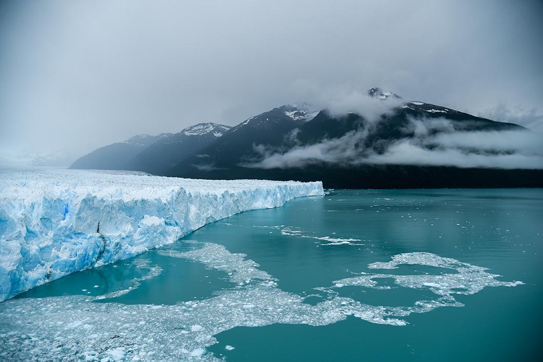 Aller au Perito Moreno en Argentine