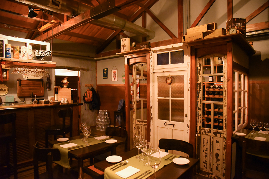 Morrison, Guide des restaurants à El Calafate