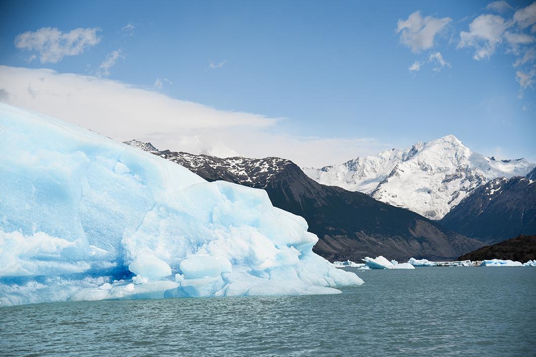 Guide des glaciers de Patagonie