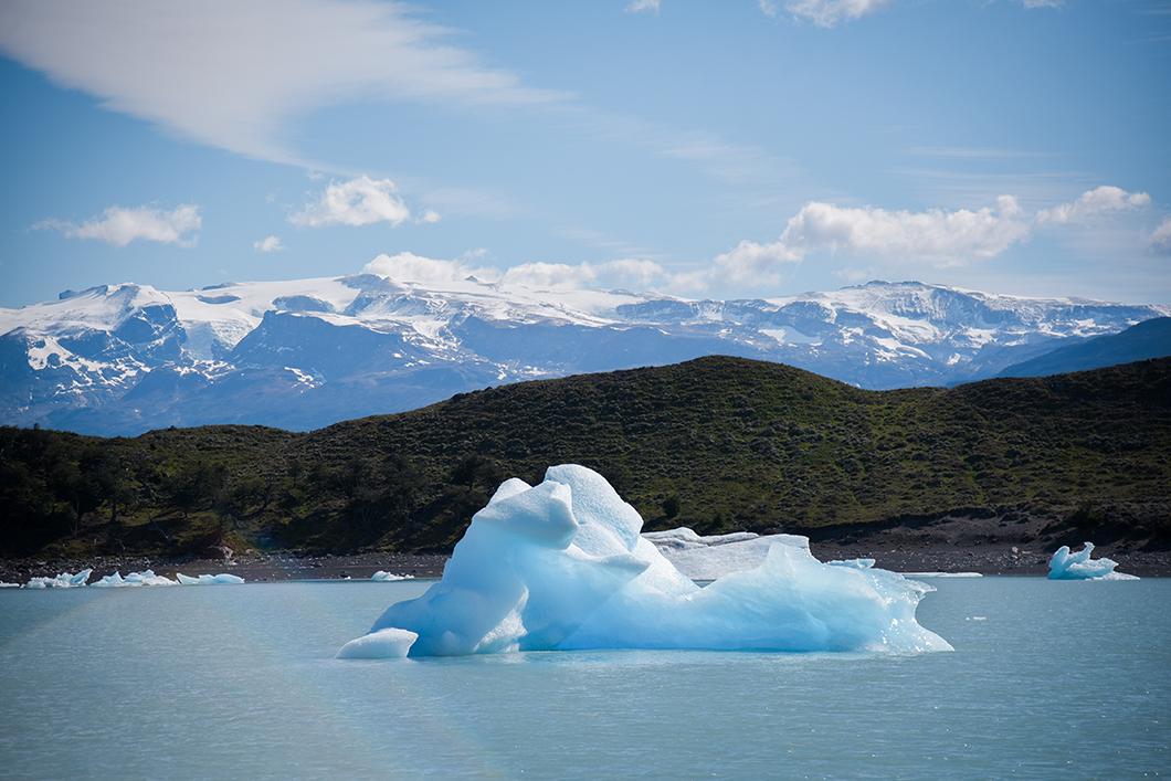 Guide des glaciers en Argentine