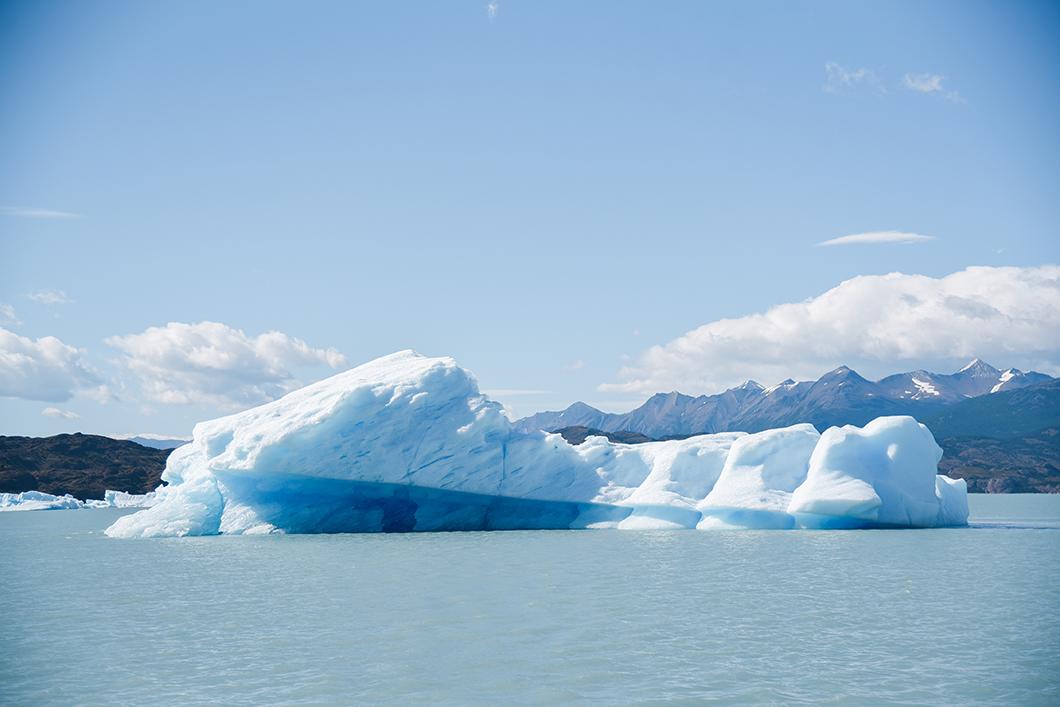 Découvrir les glaciers en Argentine à El Calafate