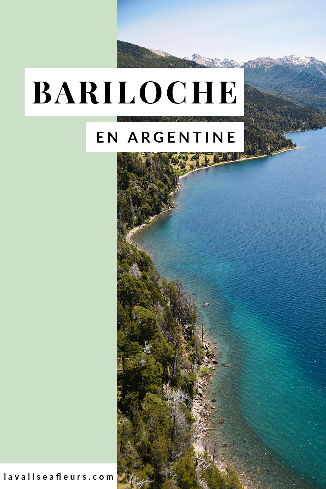 Guide de Bariloche en Argentine