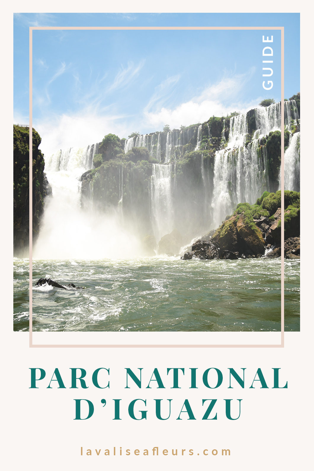 Guide du parc national d'Iguazu