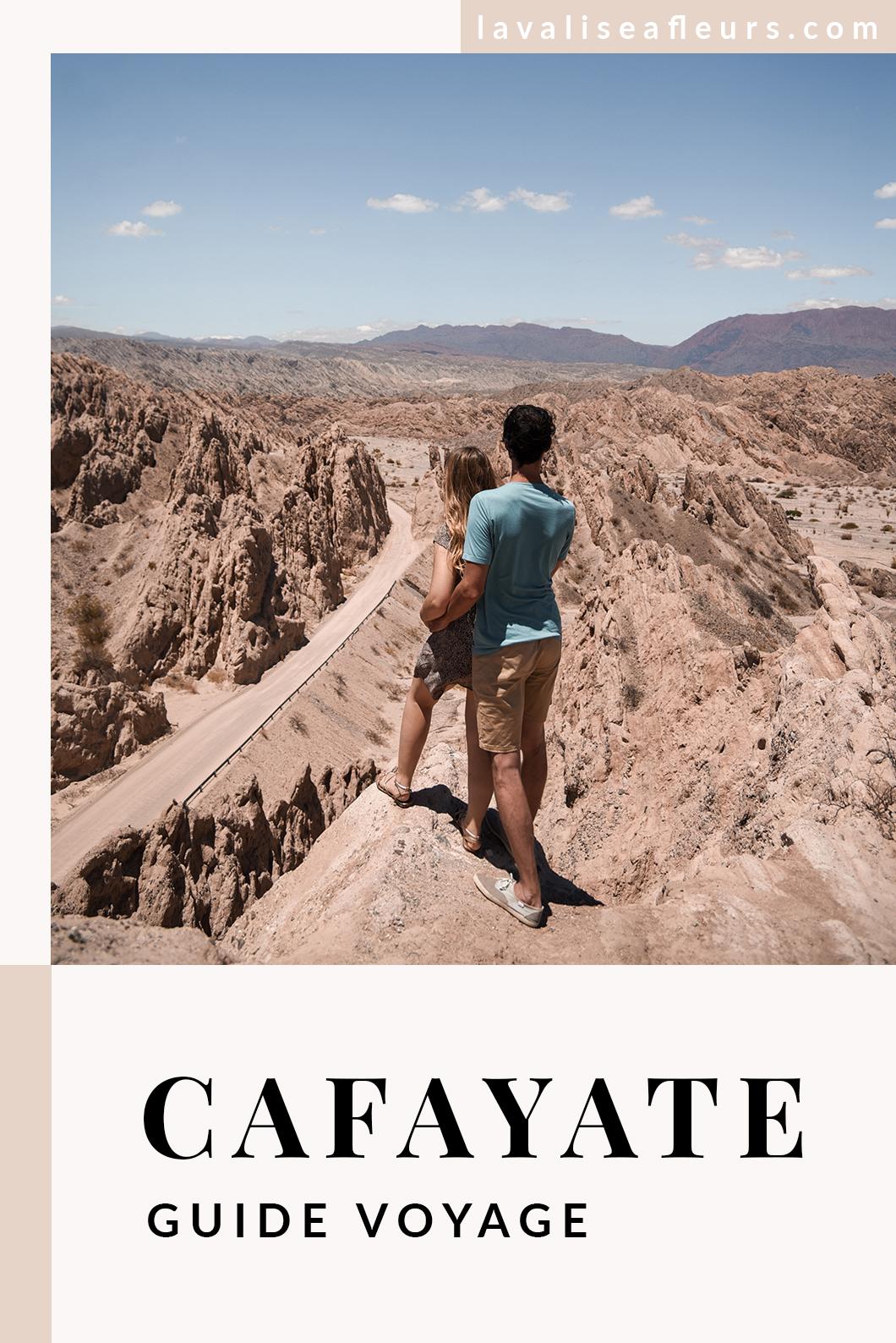 Guide voyage de Cafayate