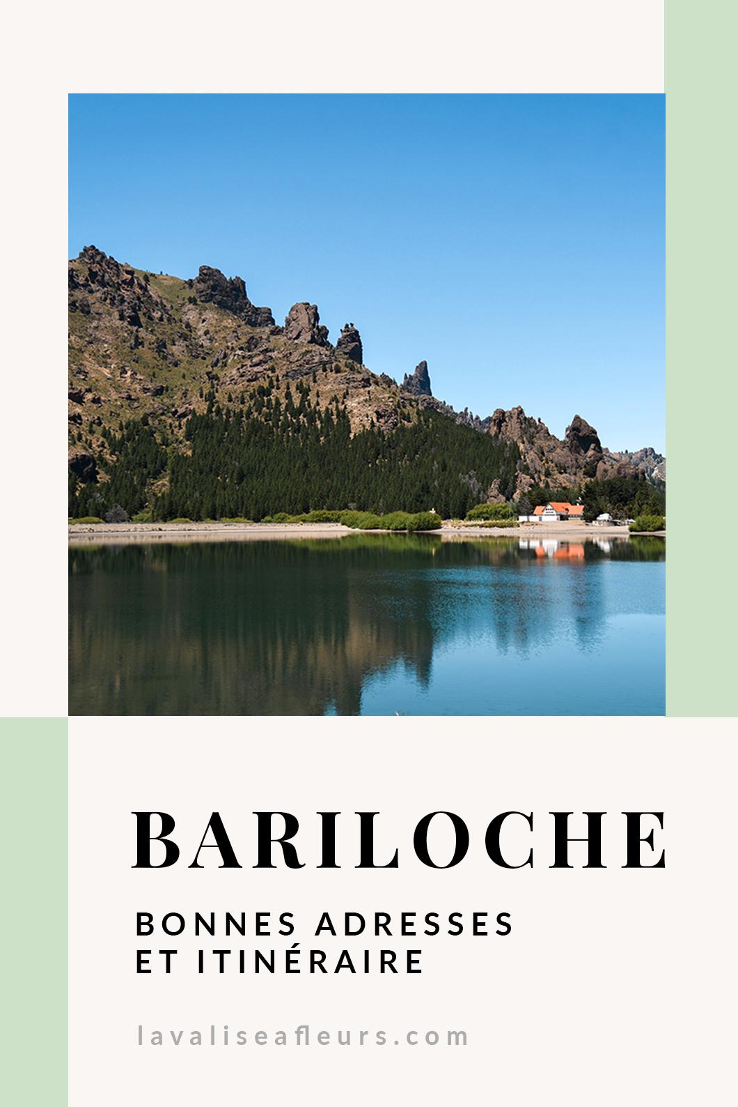 Itinéraire et bonnes adresses à Bariloche