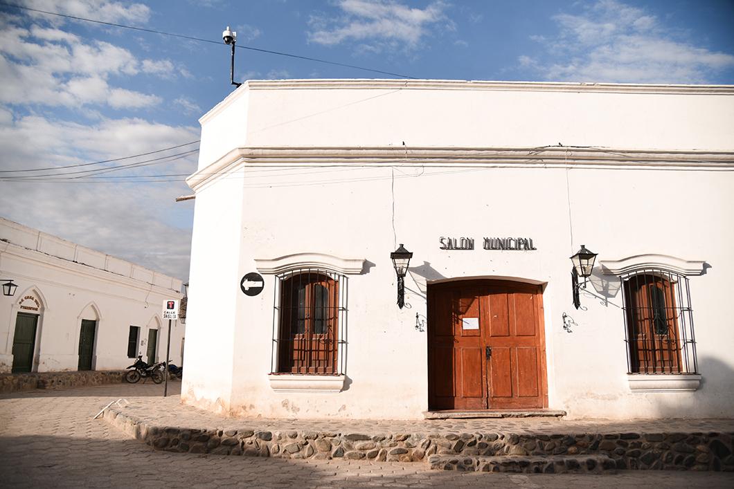 Le village de Cachi
