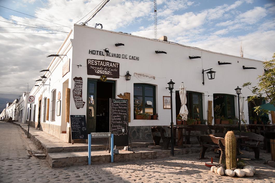Que visiter dans le village blanc de Cachi ?