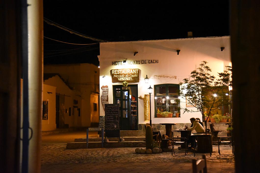 Où manger à Cachi ? Restaurant Viracocha