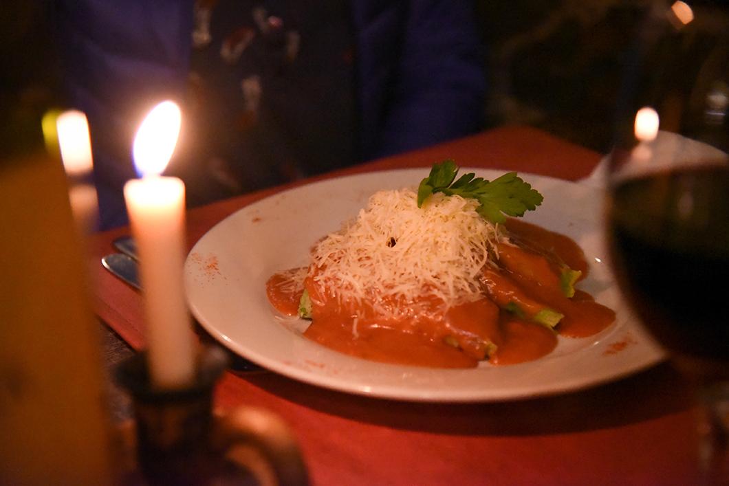Manger au restaurant Viracocha à Cachi