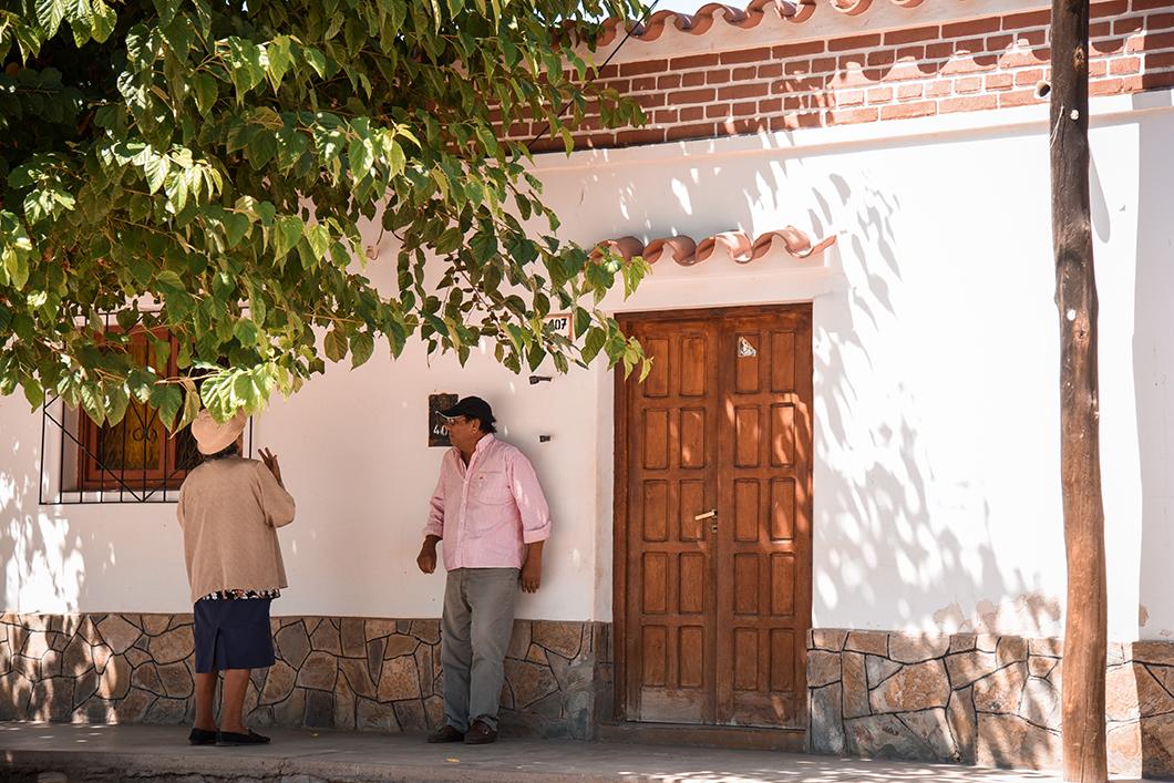 Découvrir le village de Molinos