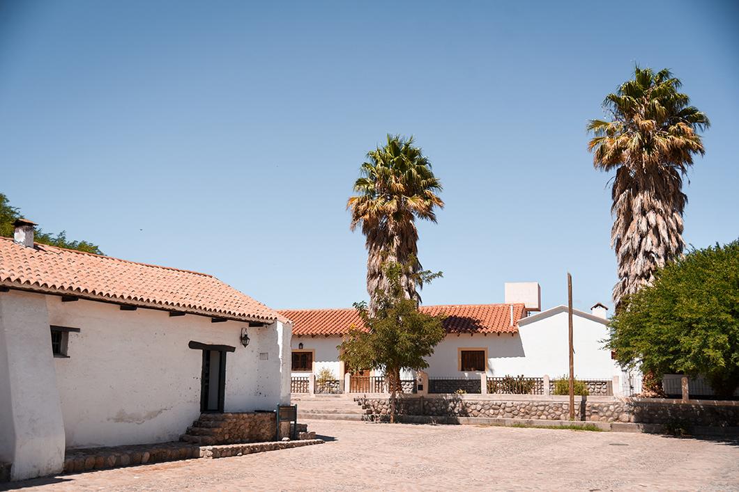 Visiter le village de Molinos