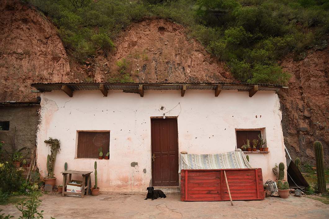 Balade dans la Quebrada de Escoipe près de Salta