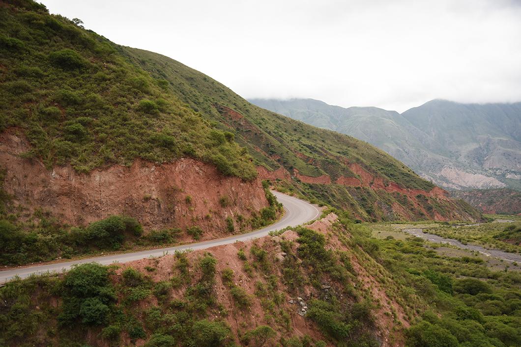 La Quebrada de Escoipe