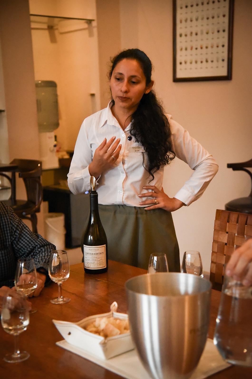Dégustation de vin à Cafayate