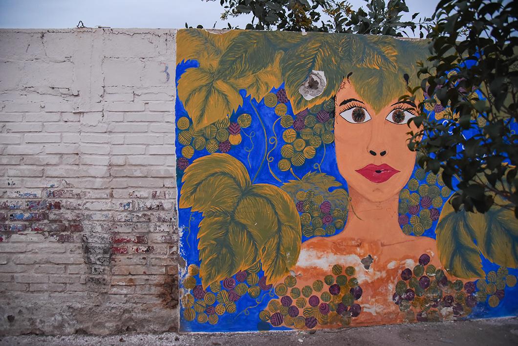 Street art à Cafayate