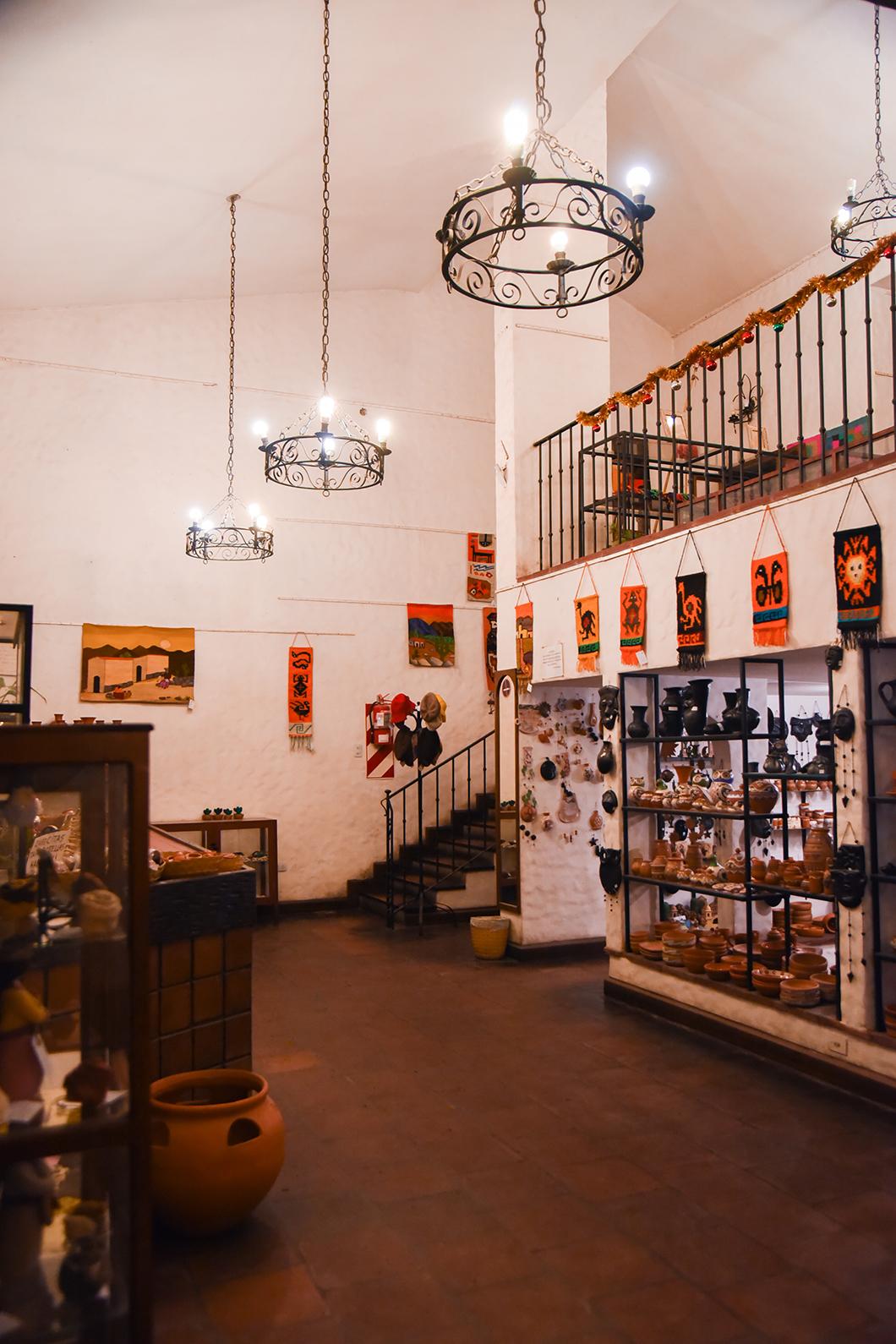 Le marché artisanal de Cafayate