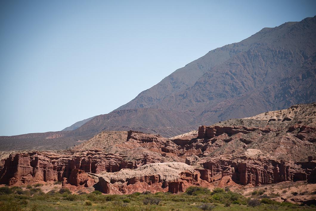 Visiter les environs de Salta - Quabrada de Cafayate