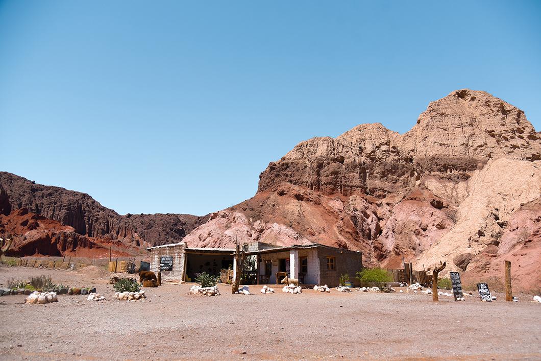 Découvrir la Quabrada de Cafayate près de Salta
